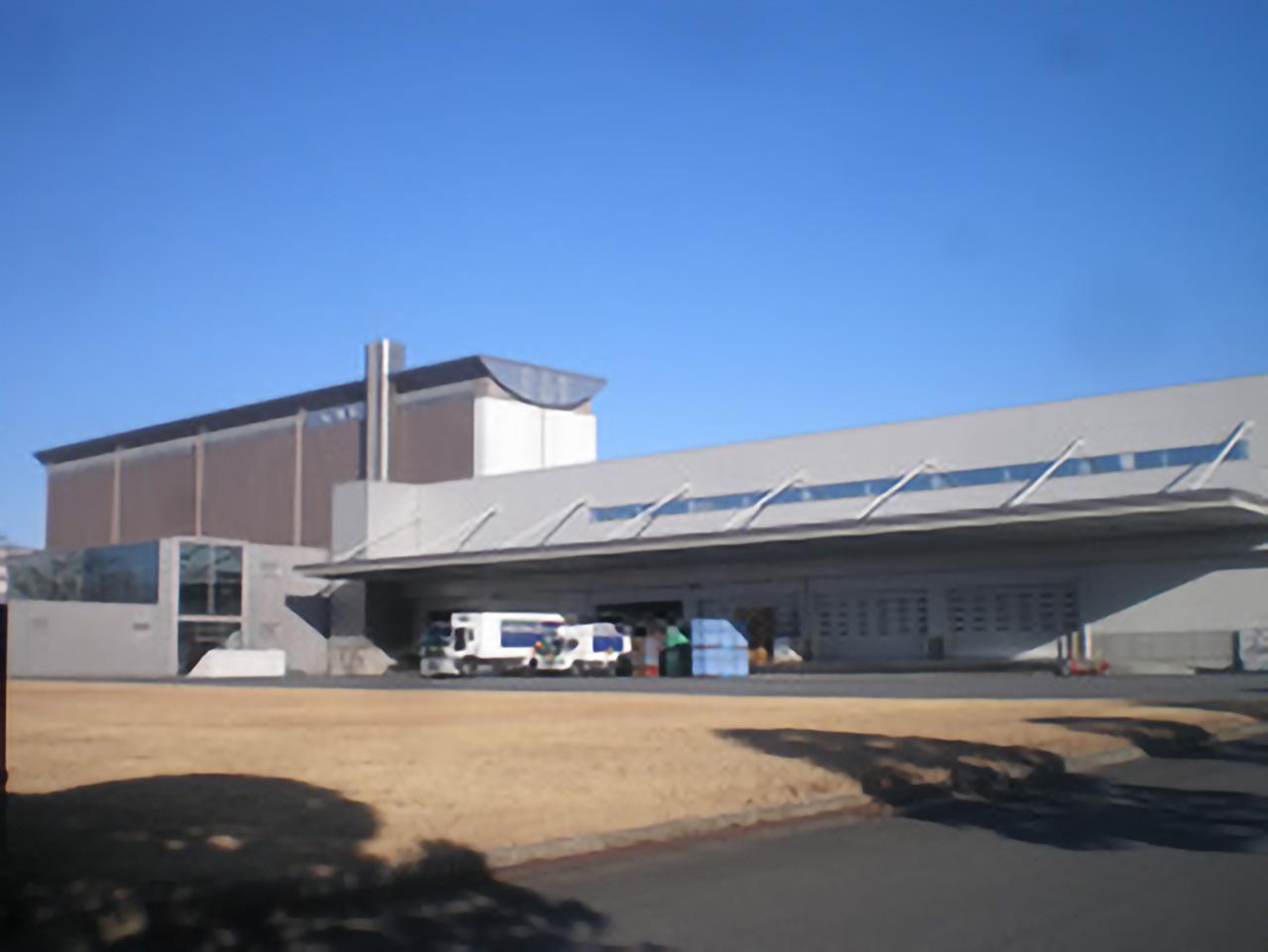 印刷会社ロジスティックセンター電気設備工事
